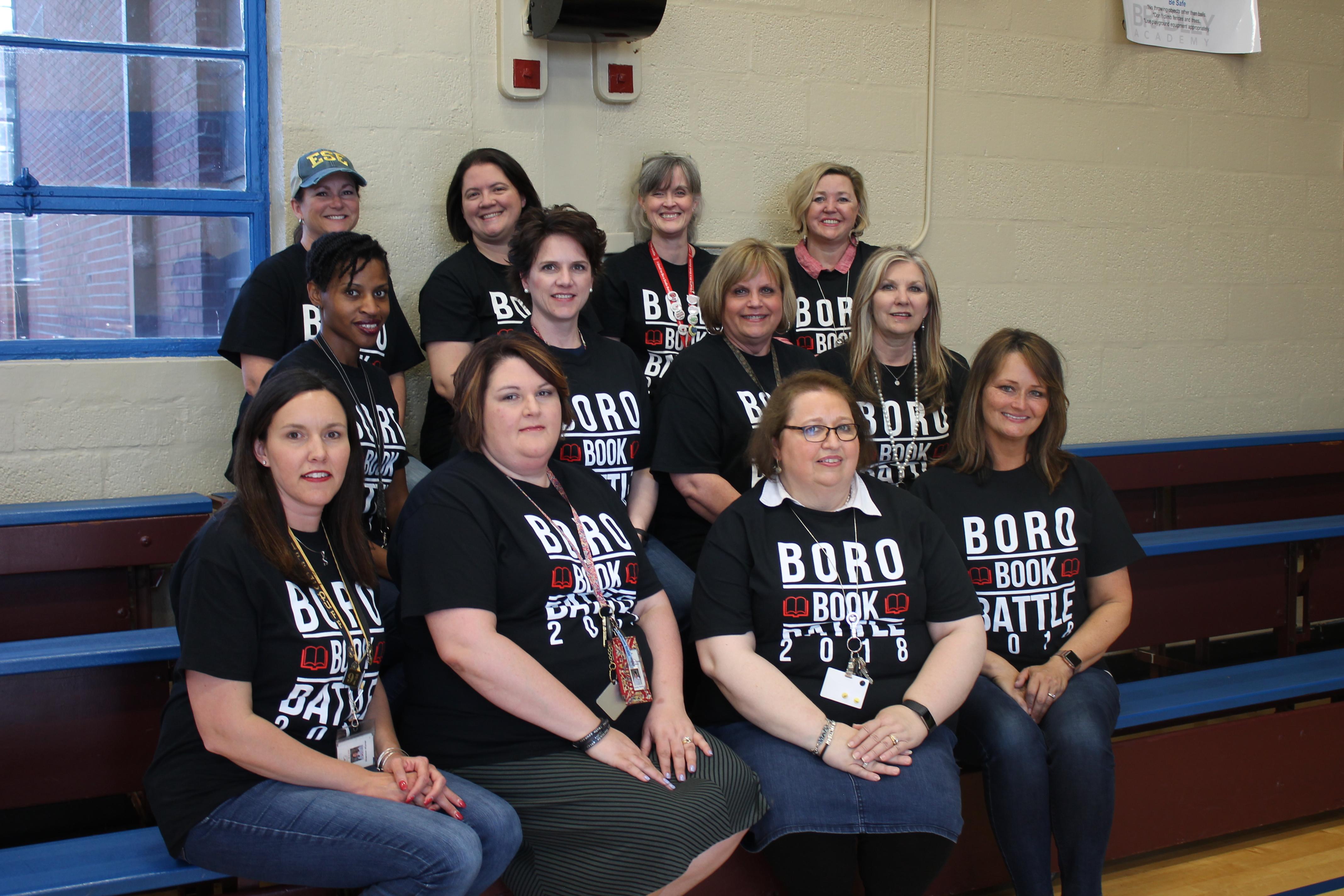 Murfreesboro City Schools to Host Fifth Annual Boro Book Battle