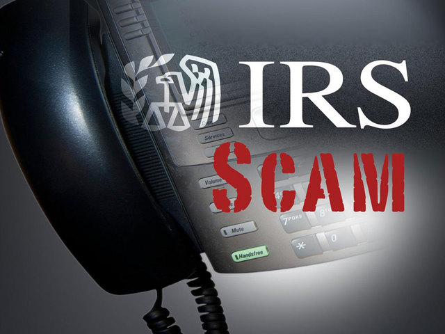 IRS SCAM is Back in Middle Tennessee