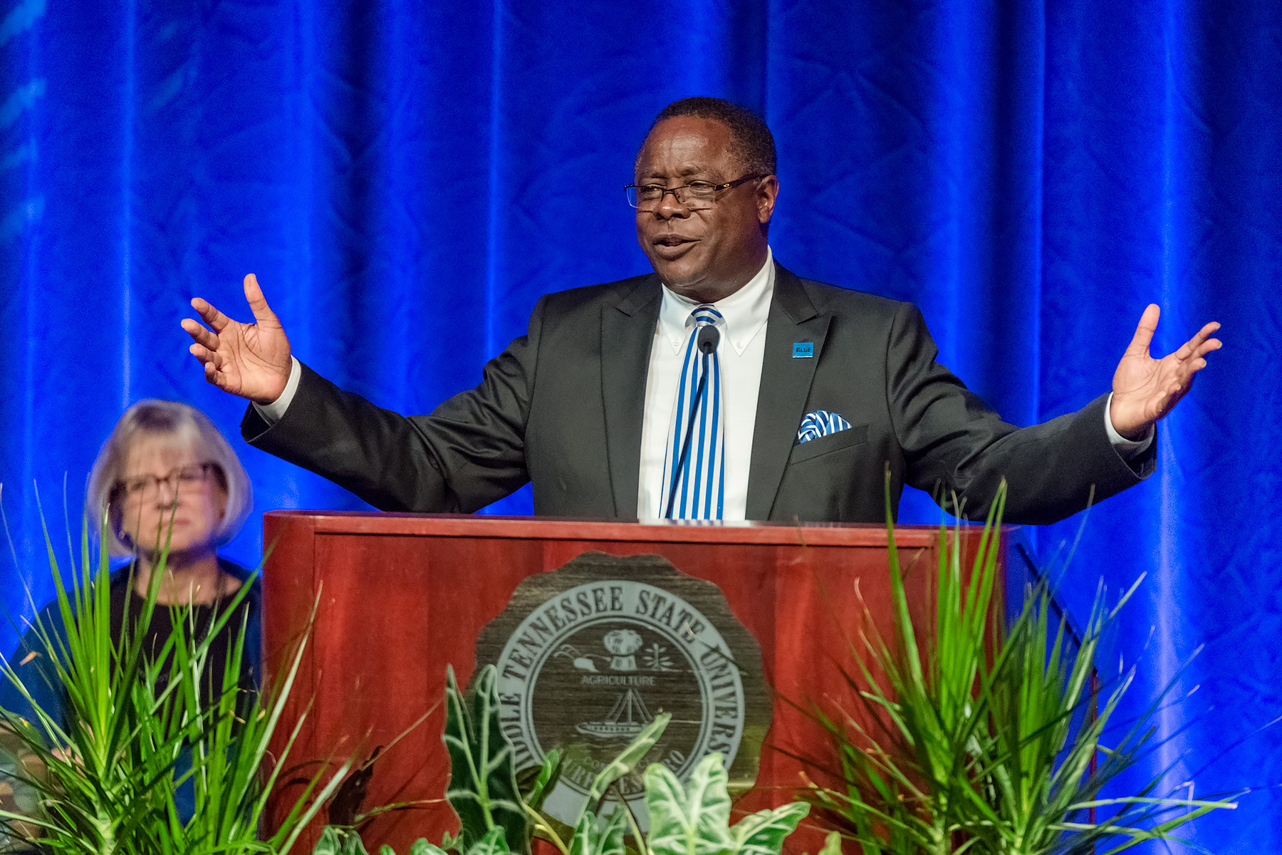 MTSU proud of its long service to low-income students, McPhee says