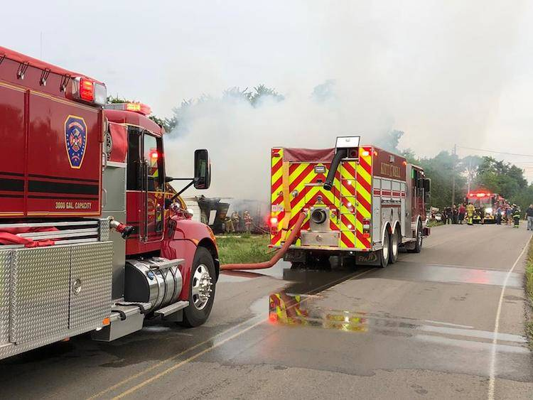 Helping Community Oriented Volunteer Fire Departments in Rutherford County  | country ham,breakfast,Kittrell,volunteer,fire department