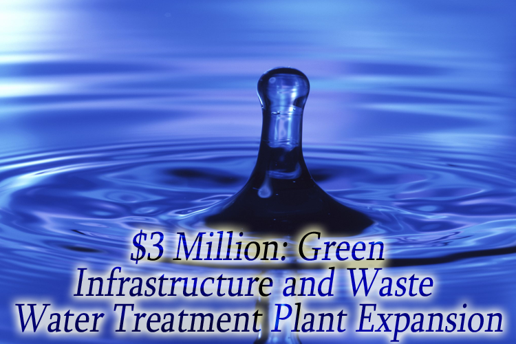 Town of Smyrna Receives $3 Million Loan for Green Infrastructure and Waste Water Treatment Plant Expansion