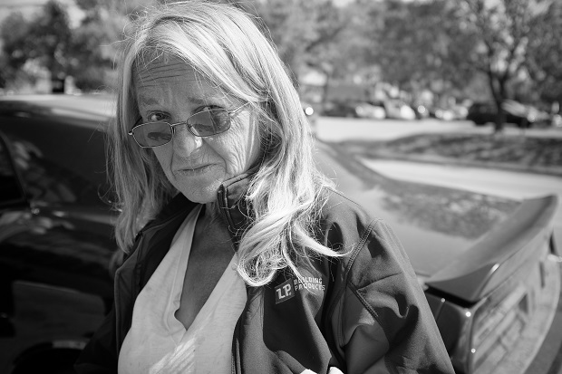 Margarita is homeless in Murfreesboro, but now has hope with the Contributor Newspaper