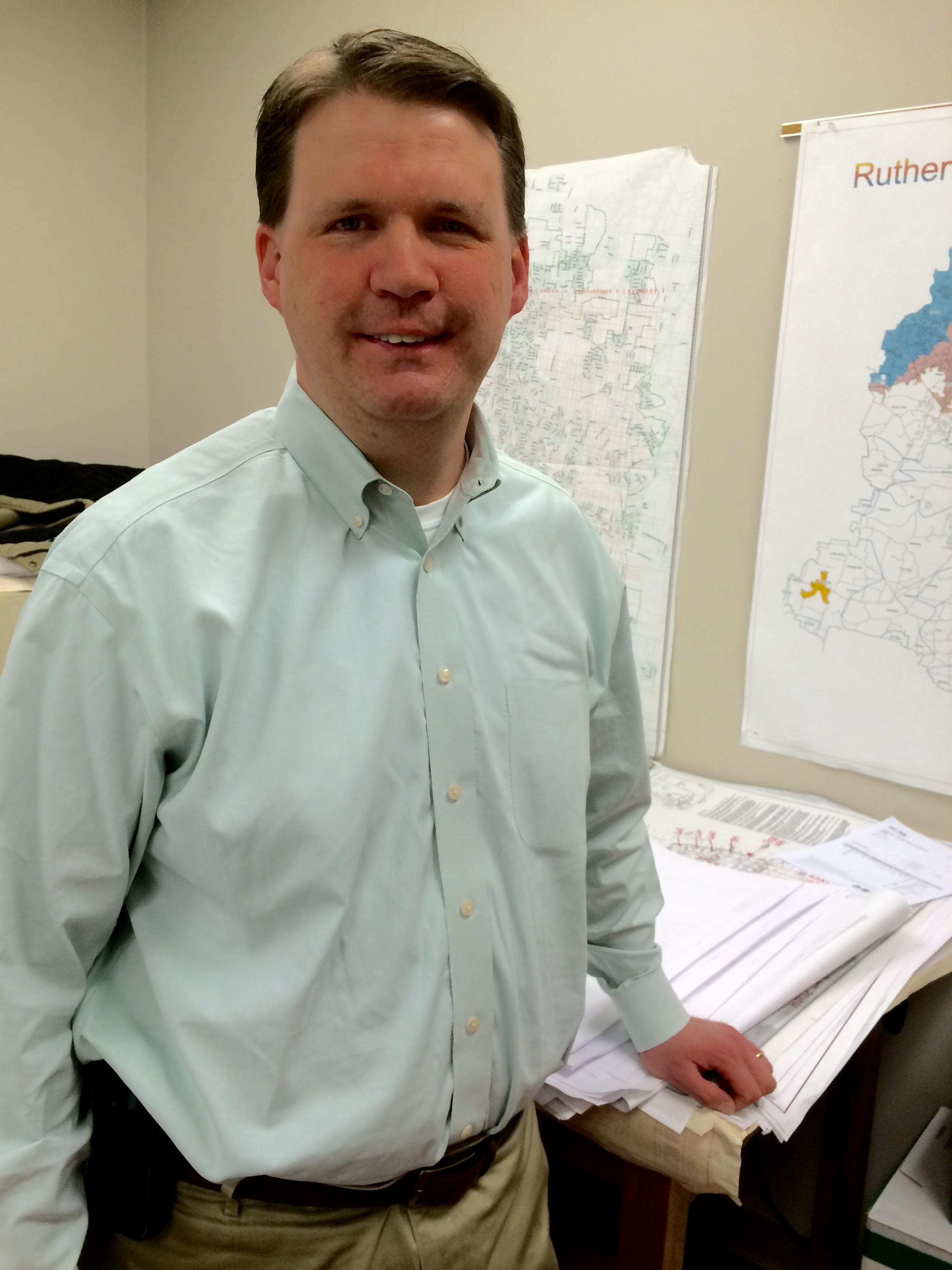 New assistant director of the Murfreesboro Planning Department
