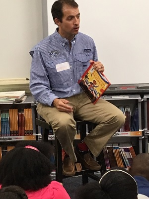 Reading in Schools Day was a Success in Rutherford County