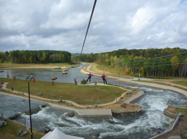 Murfreesboro Fire and Rescue Special Ops Personnel Attend Course at U.S. National Whitewater Center