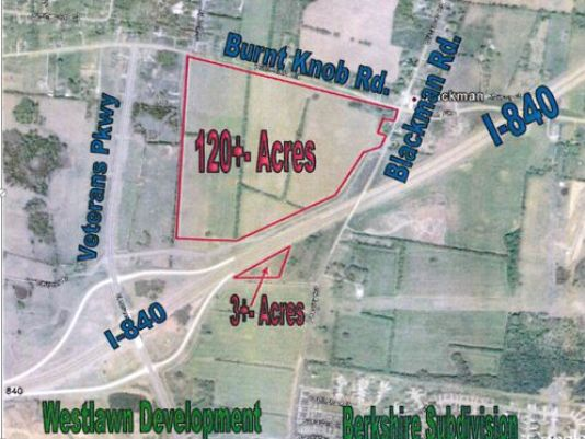 Property purchased in Blackman area for a new Murfreesboro park