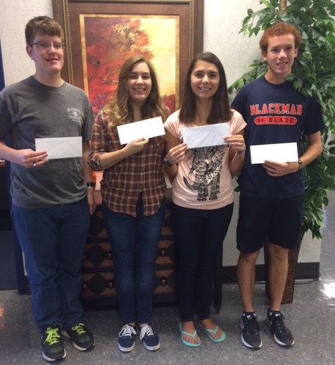 16 Rutherford students selected as National Merit semifinalists