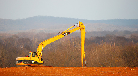 Grant money to curb waste into Rutherford County landfill