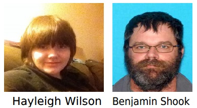 Amber Alert still active for teen believed to be with 41-year old Sex Offender