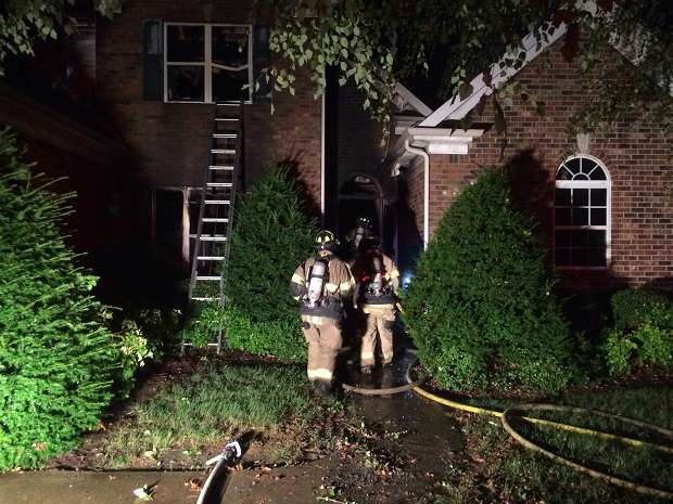 Early Friday morning fire in Murfreesboro