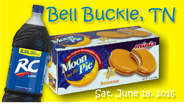 This Saturday: The RC-MonPie Fest in Bell Buckle
