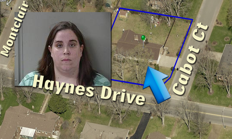 Murfreesboro Police Re-Open Cold Case Involving the Death of a Child in 2016, Arrest Made | Hart,Emily,Haynes,Drive,Murfreesboro,child,death