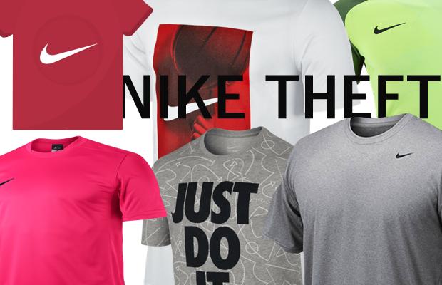 Handfuls of Nike clothing stolen in Murfreesboro
