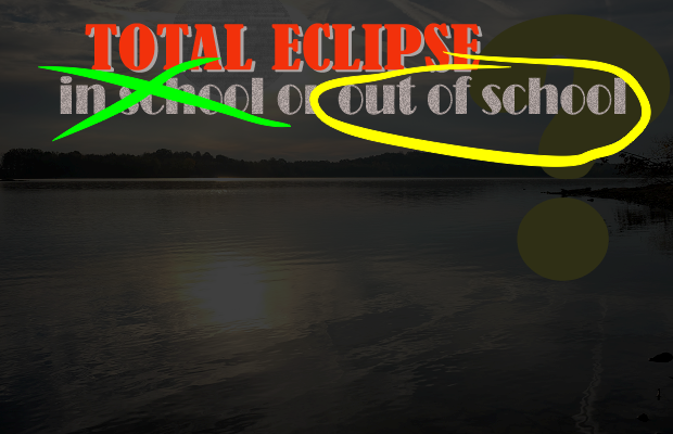 No School Monday in Rutherford County for the Total Eclipse Event