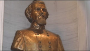 Nathan Bedford Forrest Bust Will Not be Removed form State Capitol