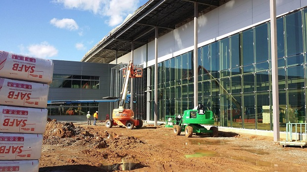 New $40 Million Nissan Facility to Open in 2017