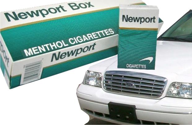 Thief targeting Newport Cigarettes in Murfreesboro