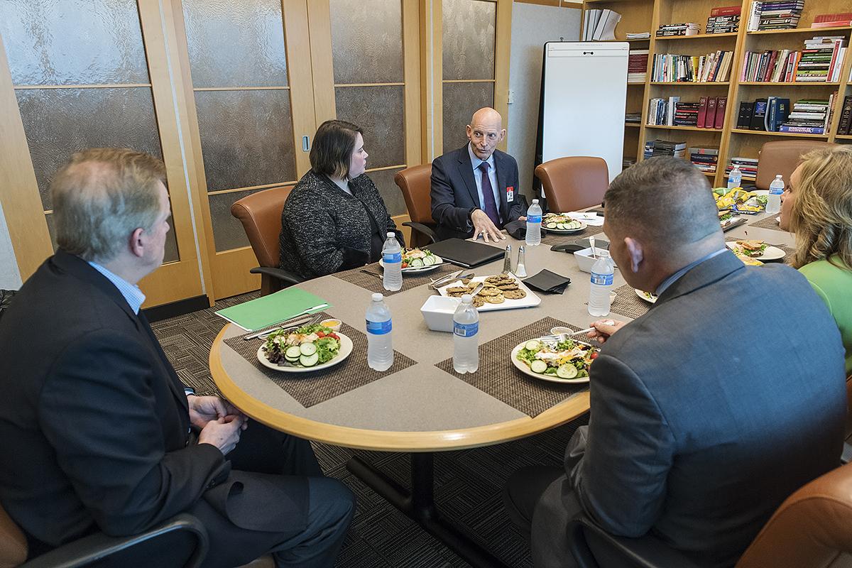 MTSU Daniels Veterans Center, Dollar General grow partnership