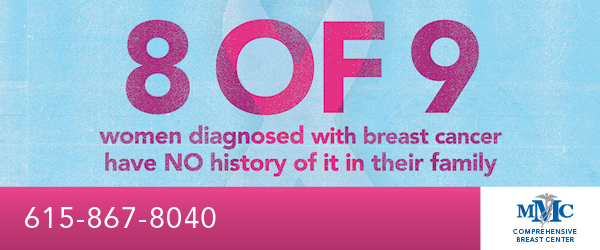 MMC Physician Focuses Practice on Breast Care for Women