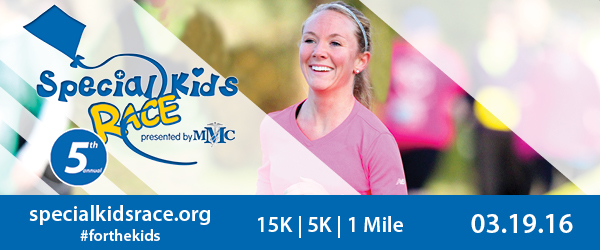 Only a few days left to register for the Special Kids Race