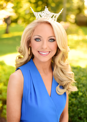 Miss Tennessee to Discuss Opioid Crisis at Conference in Murfreesboro