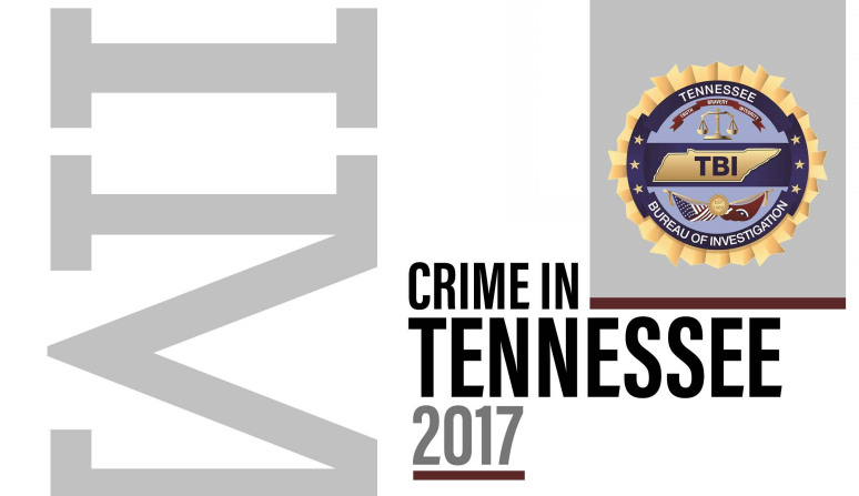 TBI: 'Crime In Tennessee 2017'
