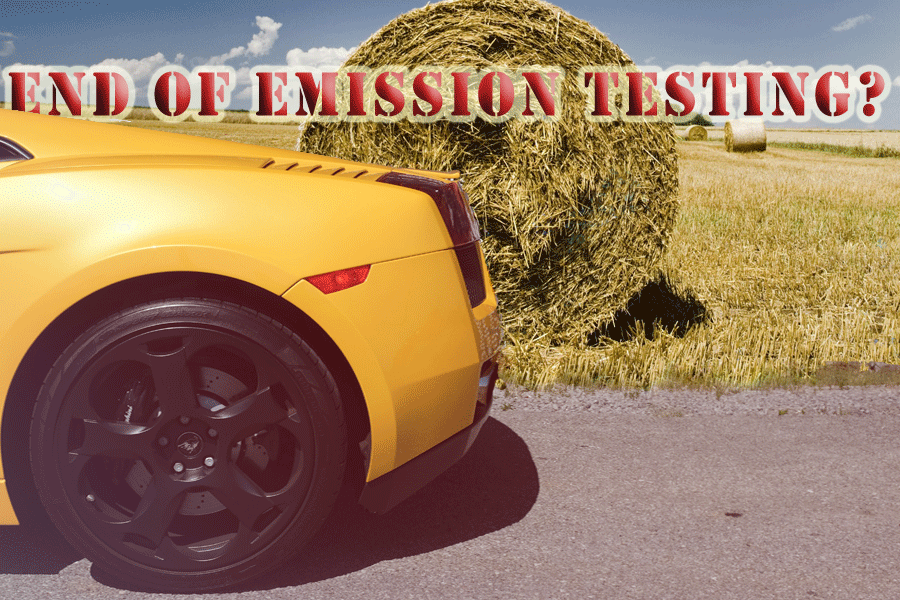 UPDATE: Emission Testing of Vehicles in Rutherford County