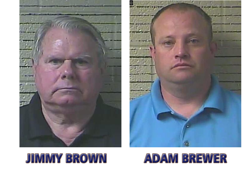 Another Tennessee Sheriff Arrested - Lawrence County Sheriff Jimmy Brown