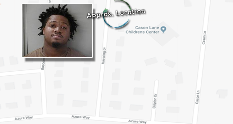 Alleged Gang Member Arrested at Home Behind a Murfreesboro Day Care