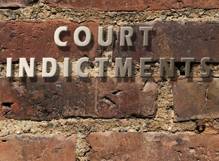 Over 100 Indictments Returned in Rutherford County Courts last month