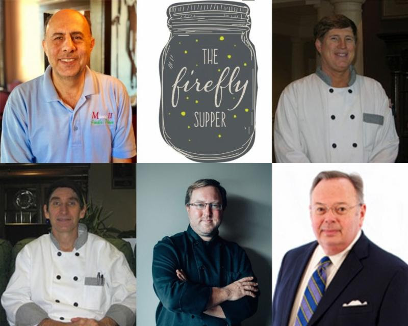 4th Annual Firefly Supper to help Doors of Hope