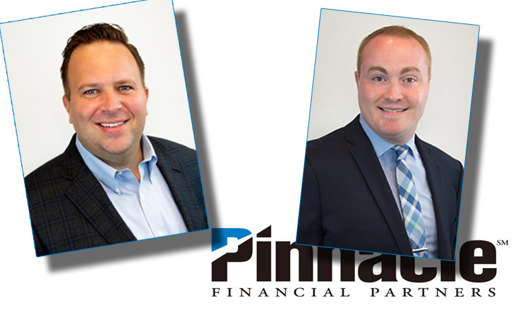 Lamb and Williams bring 21 years of experience to Rutherford County Pinnacle's Mortgage Team