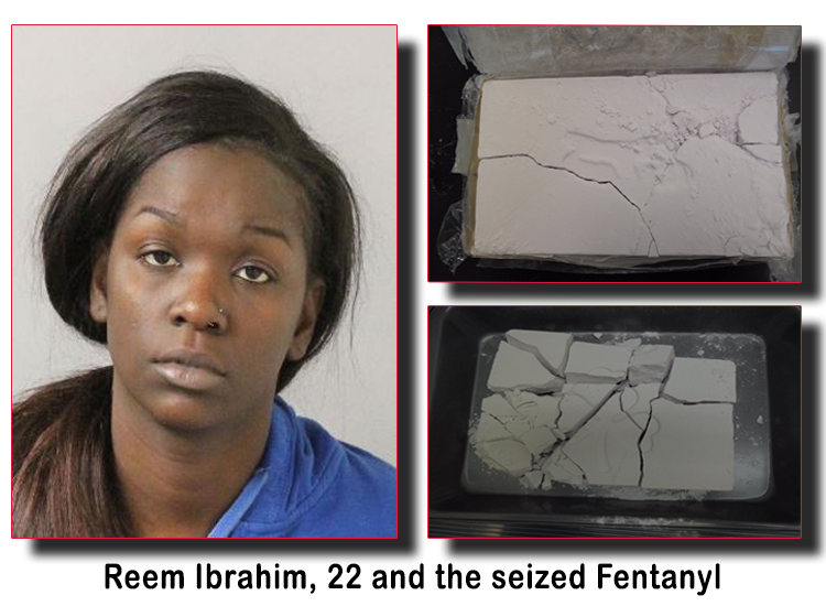 1 Million Lethal Doses of Fentanyl was Inside Suitcase Flown to Nashville from Phoenix