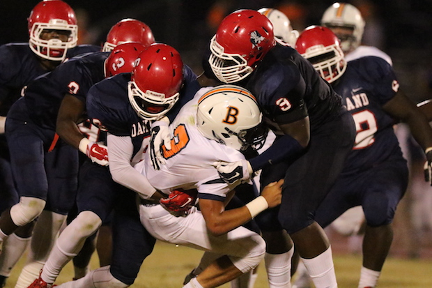 PHOTOS: Oakland / Blackman Football Game