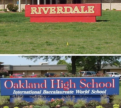40th Class Reunion for Riverdale and Oakland High Schools in Murfreesboro