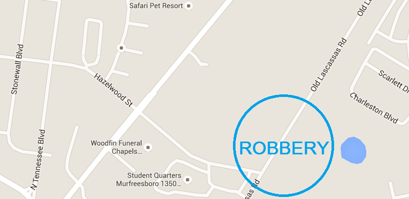 Man robbed Tuesday when he went to buy drugs in Murfreesboro