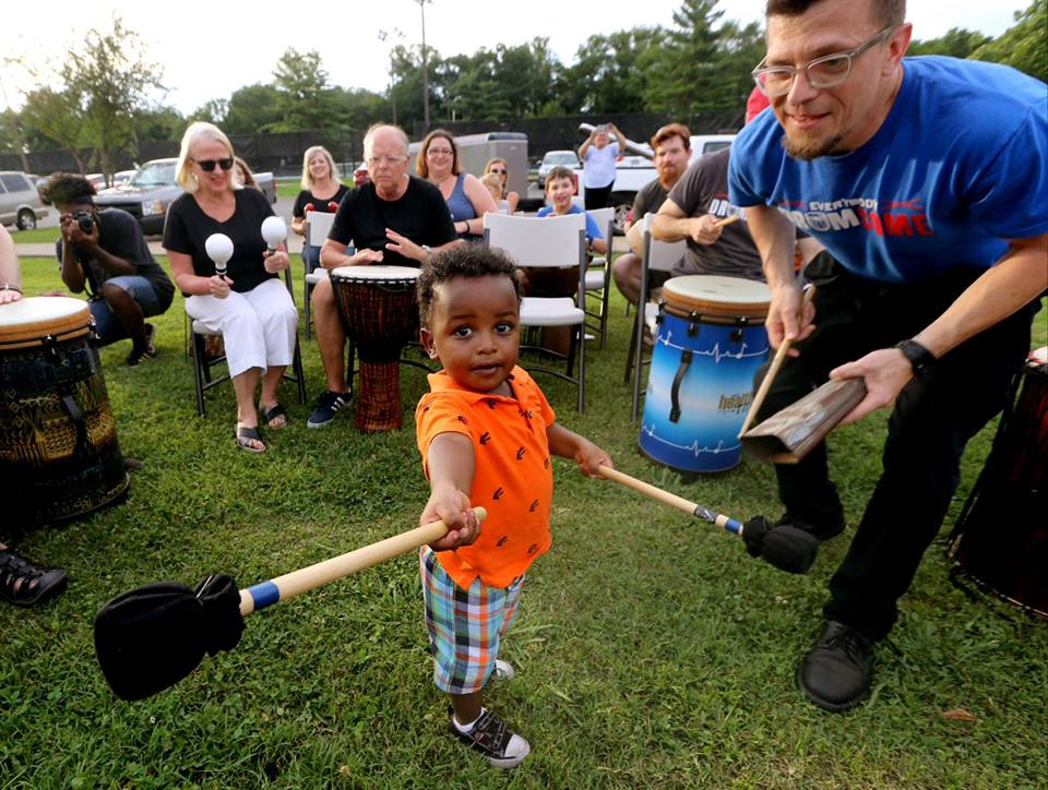Everybody Drum Some Continues Rhythm Event Tradition on Make Music Day, June 21