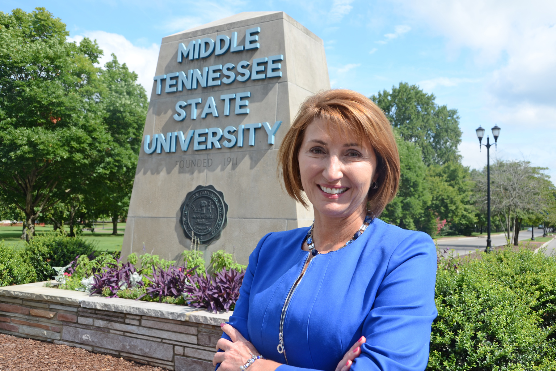 Paula Mansfield joins MTSU to enhance university-industry connection