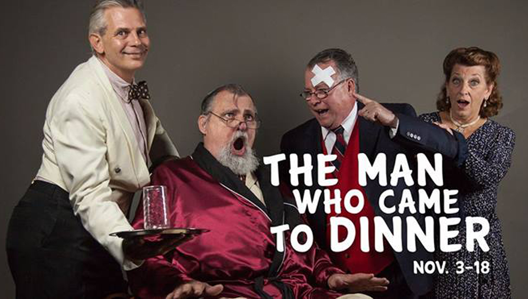 ARTS: The Man Who Came To Dinner