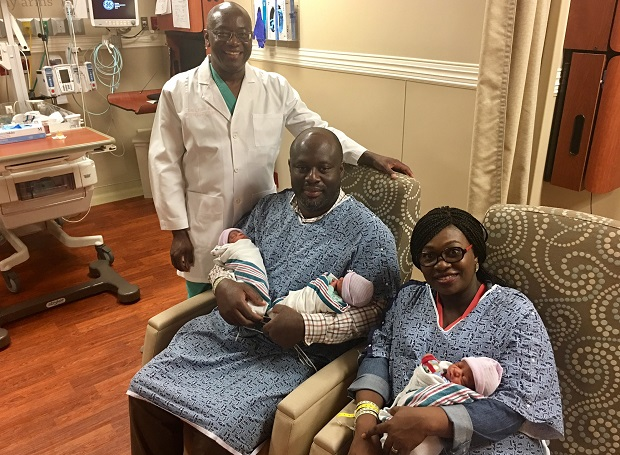 POSITIVE: First triplets delivered since opening of Smyrna hospital