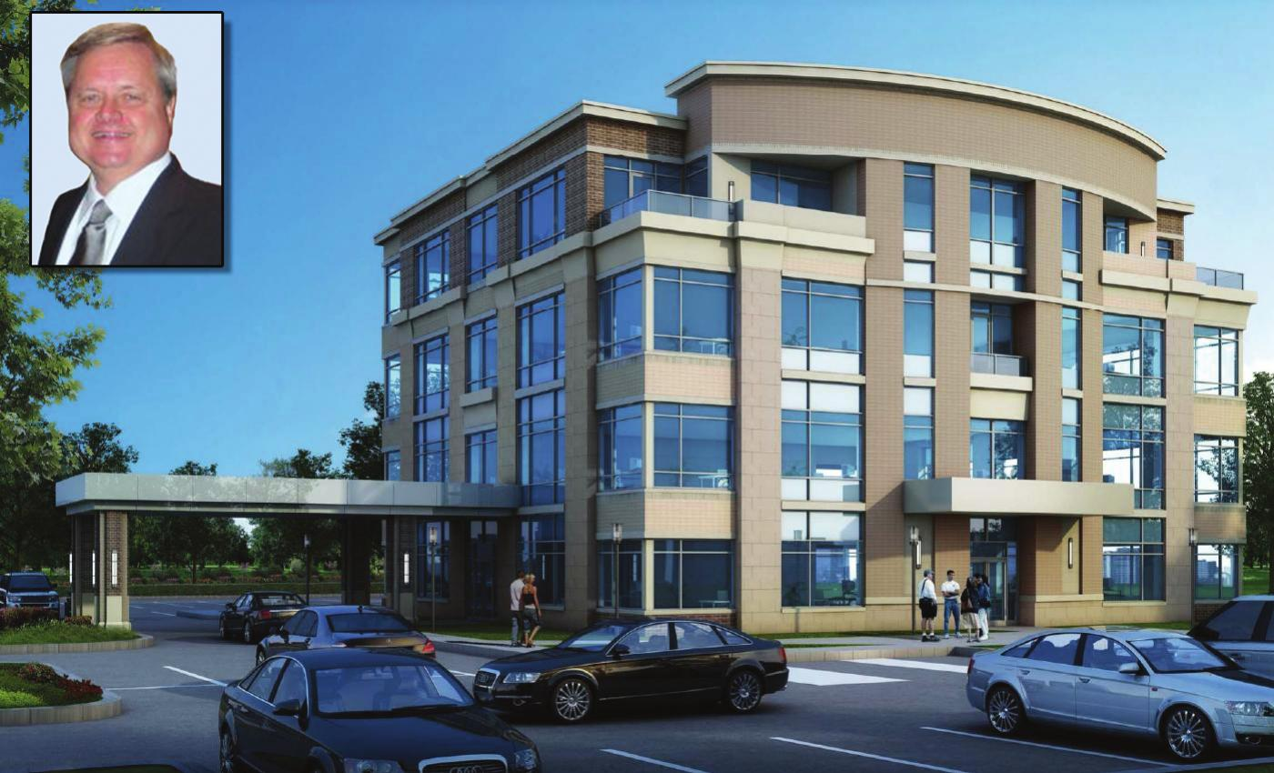 Pioneer Gateway developer breaks ground on third building