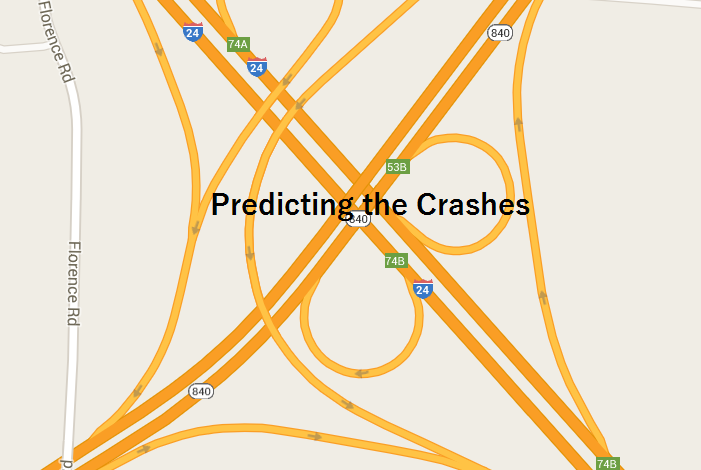 Predicting Traffic Fatalities is the latest technology for the TN Highway Patrol