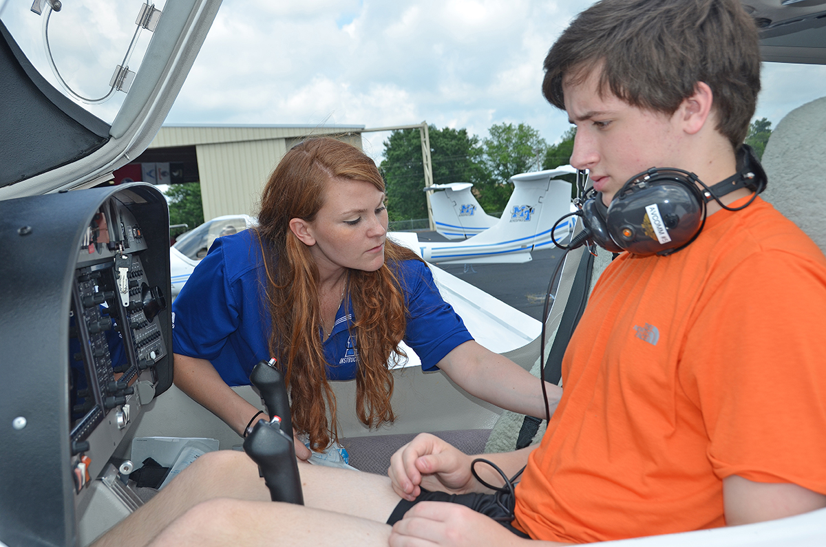 Registration deadline looms May 15 for MTSU aerospace camps