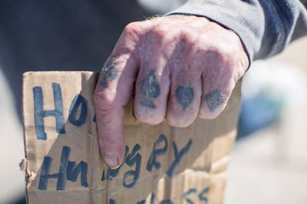 Murfreesboro Mayor Talks About Panhandlers