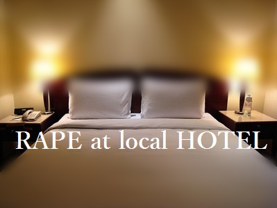 Rape reported at a local hotel in Murfreesboro