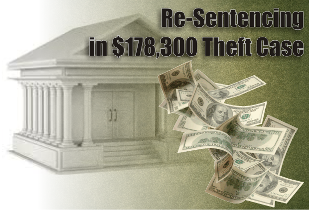 Murfreesboro Woman to be Re-Sentenced in Multi Count Theft Case