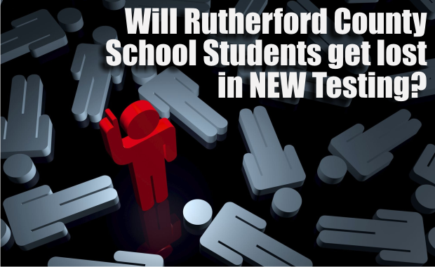 A big change in testing for Rutherford County School Students this year for their TCAP or Tennessee Ready Assessments