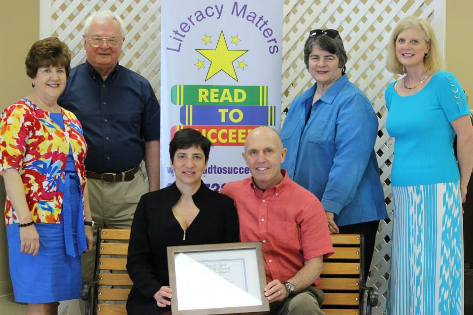 Read To Succeed recognizes volunteers in Rutherford County