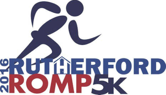 Rutherford Romp 5K is ON!