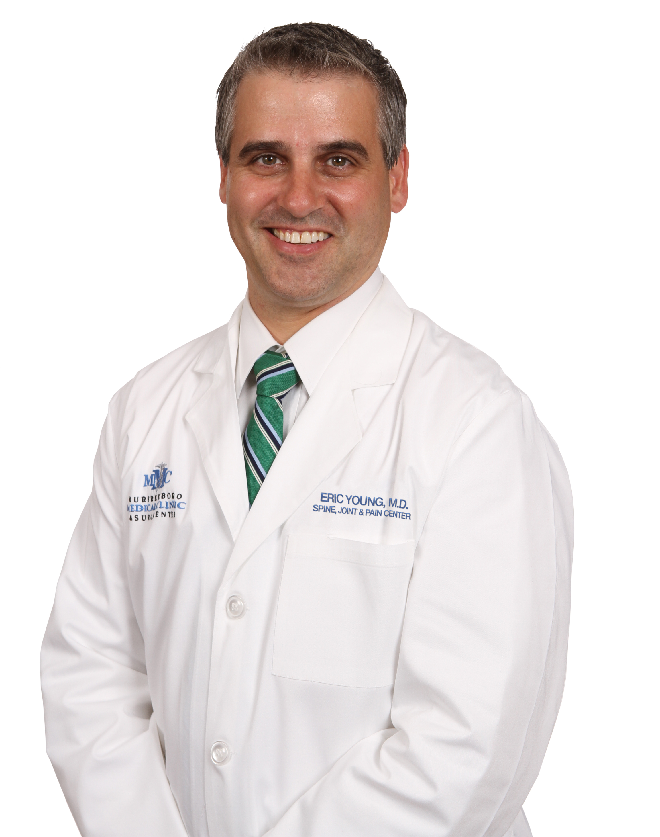 Murfreesboro Medical Clinic is excited to announce the addition of Eric Young, M.D. to our Spine, Joint and Pain Department.